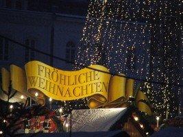 "Christmas markets and ""Glühwein"""