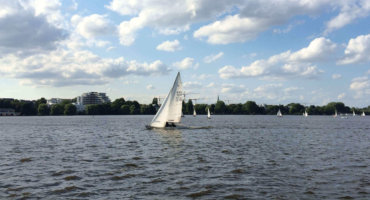 Alster Triathlon – Hamburg's sportive side