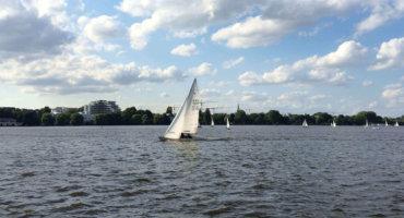 Alster-Triathlon – Hamburg mal sportlich