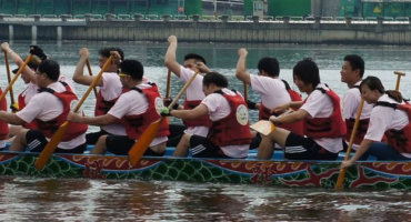 Dragon Boat Race – From Asia to Hamburg
